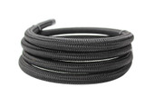 ISR Performance -6AN Braided Black Nylon Hose - (Per Foot)