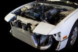 ISR Performance Front Mount Intercooler Kit - Nissan 240sx 2JZ Swap