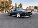1987 Toyota Corolla AE86 with 3SGE Beams Swap with 6 speed transmission for sale