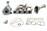 ISR turbo kit genesis coupe 2.0T includes manifold, 20G turbo, 02 housing, oil lines and gaskets presented by Ace Up Motorsports