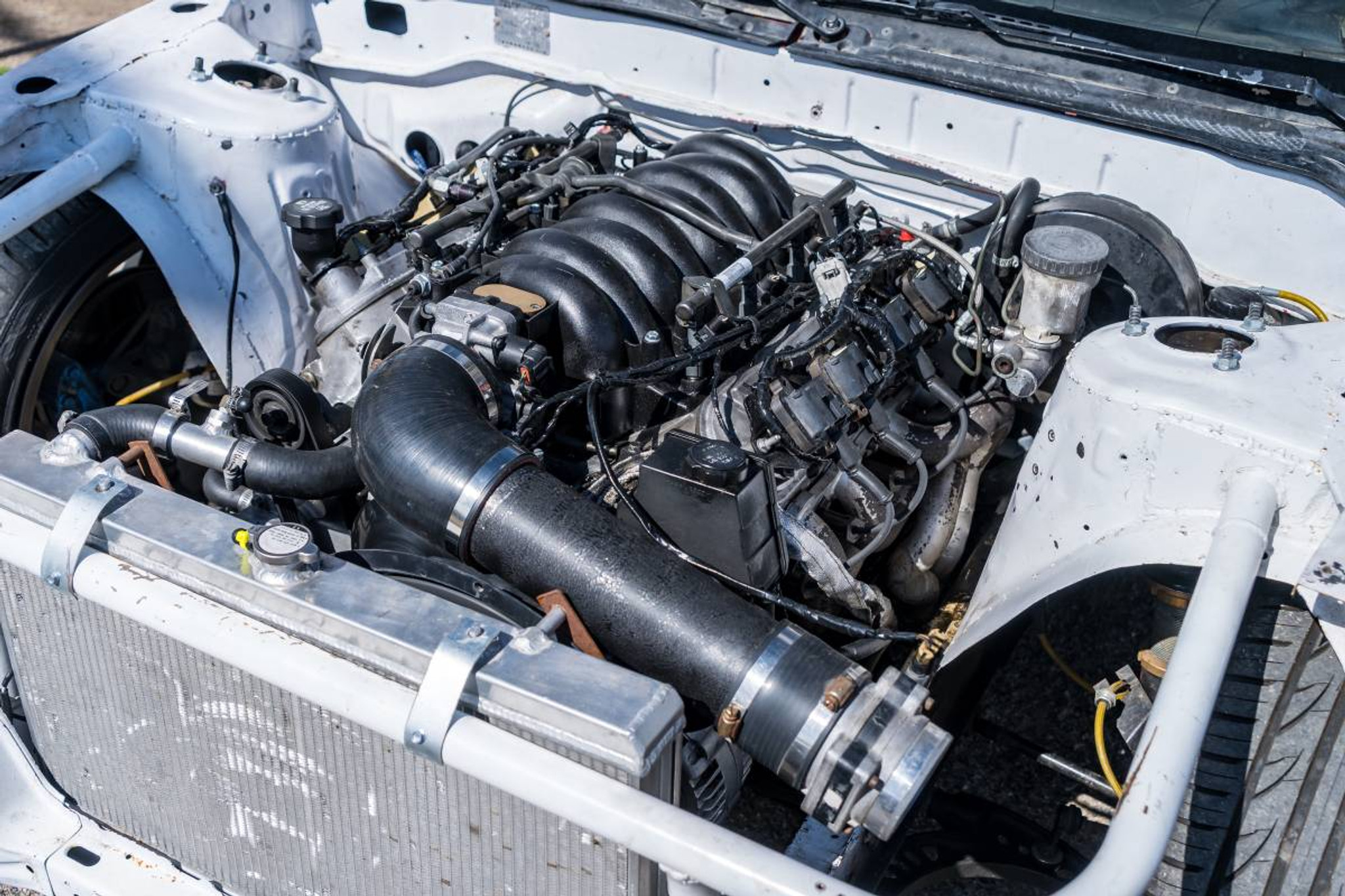 1993 Nissan 240sx S13 With Ls Swap For Sale