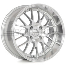 SQUARE WHEELS G6 MODEL - 17X9 +15 5X114.3