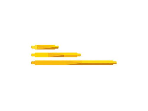 Yellow struts in Bulk