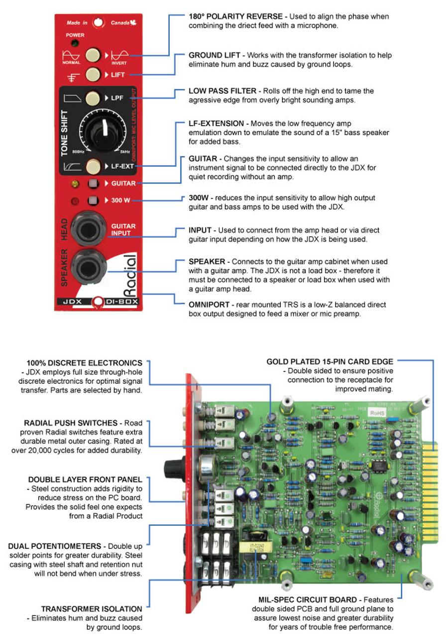 Guitar Circuit Simulator
