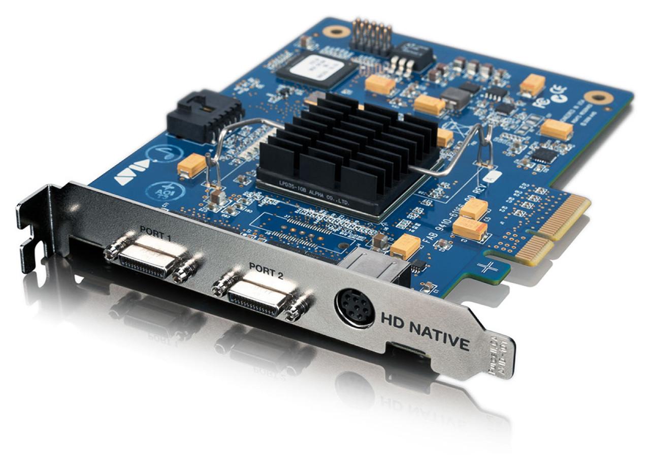 Avid Pro Tools|HD Native + HD I/O 8x8x8 Bundle