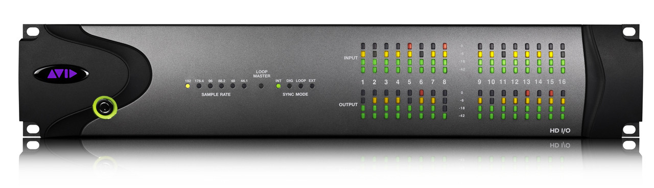 Avid Pro Tools HD I/O 16x16 Digital Interface