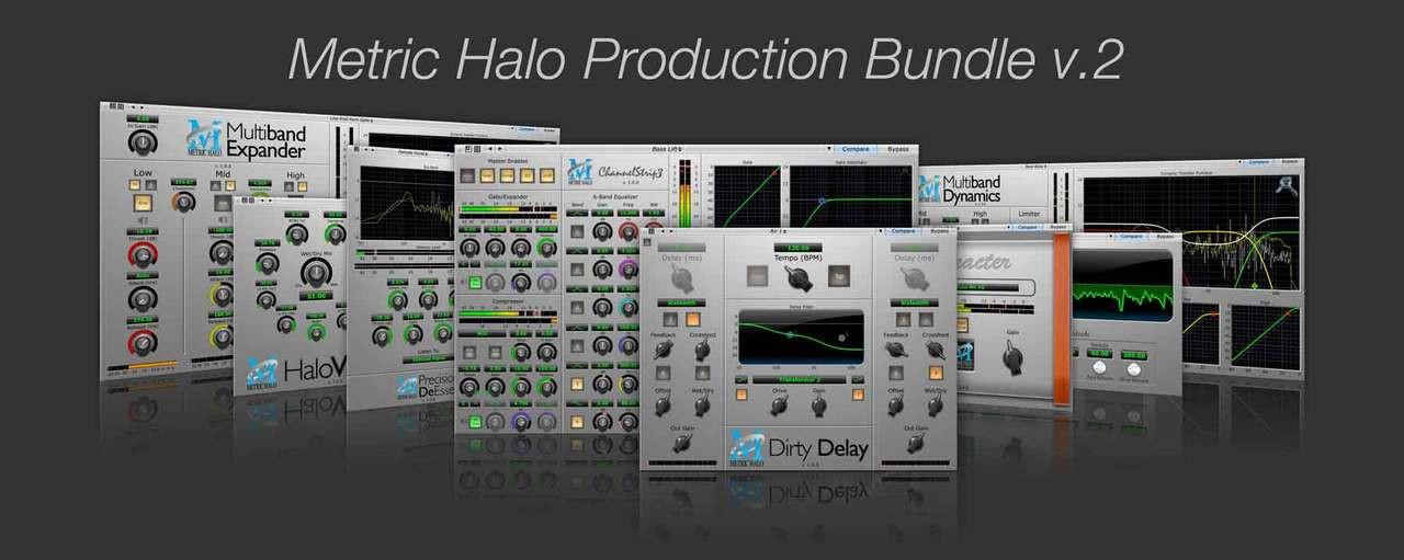 Metric Halo Production Bundle AAX / AU / VST (Digital Download)