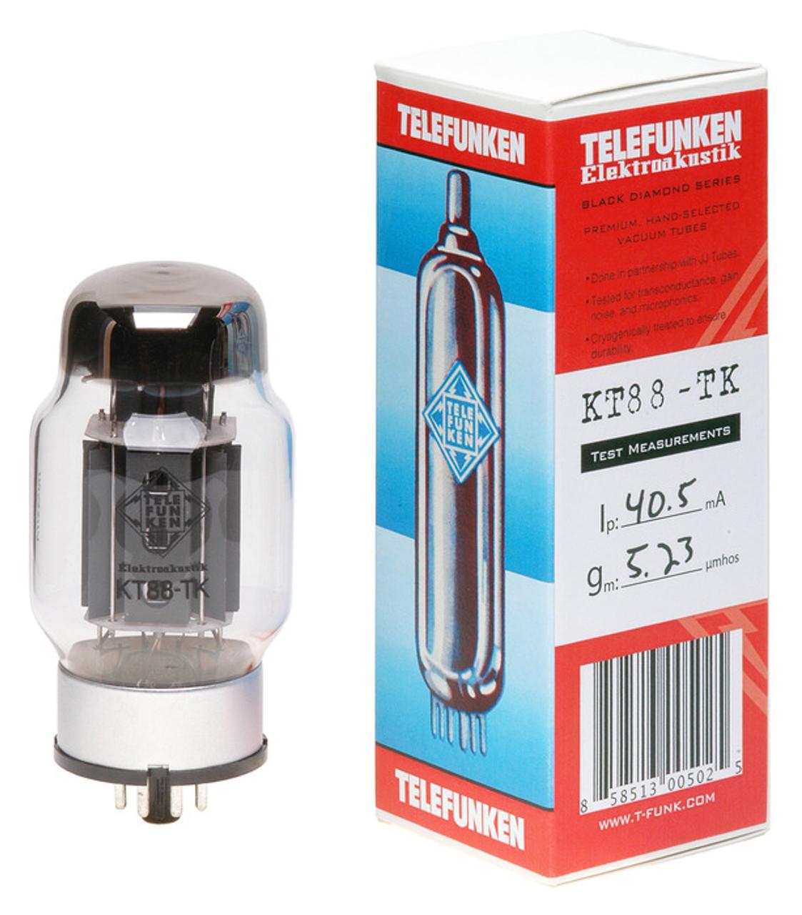 Telefunken Kt88-tk Vacuum Tube