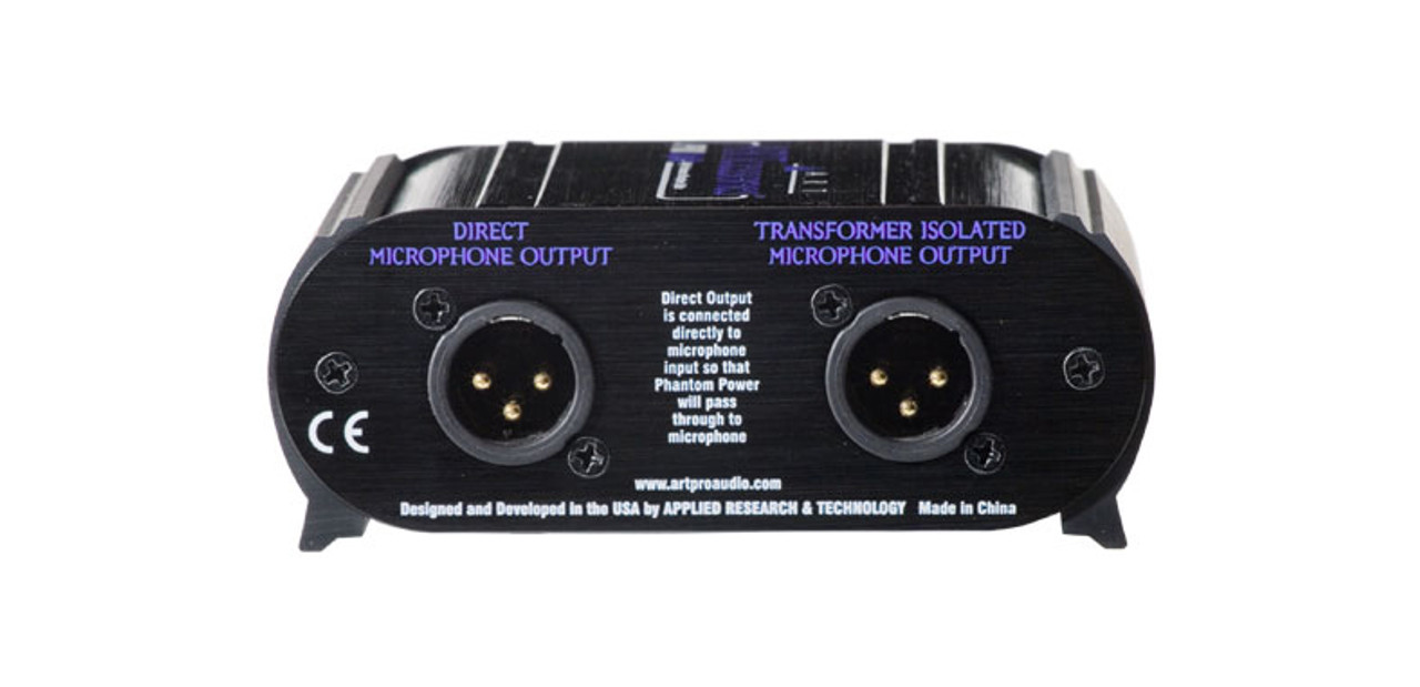 Art TRANSX Two Channel Transormer Isolated Preamp