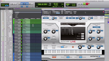 Antares Auto-Tune 8 Professional Pitch and Time Correction