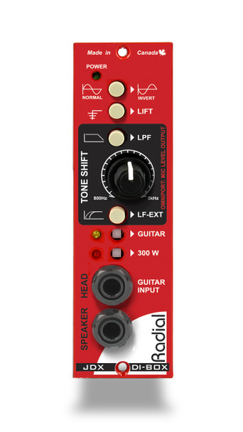 Radial Engineering JDX-500 Guitar Amp Interface and Cabinet Simulator