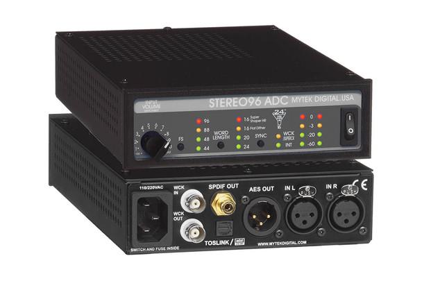 Mytek Stereo96 ADC High Performance A/D Converter
