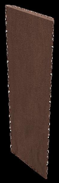 """Auralex 1"""" x 16"""" x 48"""" Brown SonoSuede Pro Panel"""
