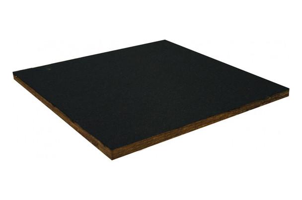 """Auralex 1"""" x 23 11/16"""" x 23 11/16"""" T-Coustic Ceiling Tile, Black. Minimum order 12 - Tier 4"""