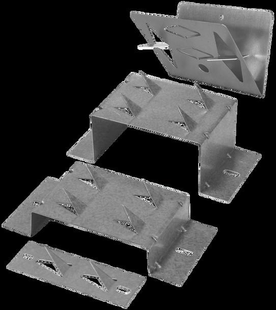 Auralex Pack of 4 Impaling Clips
