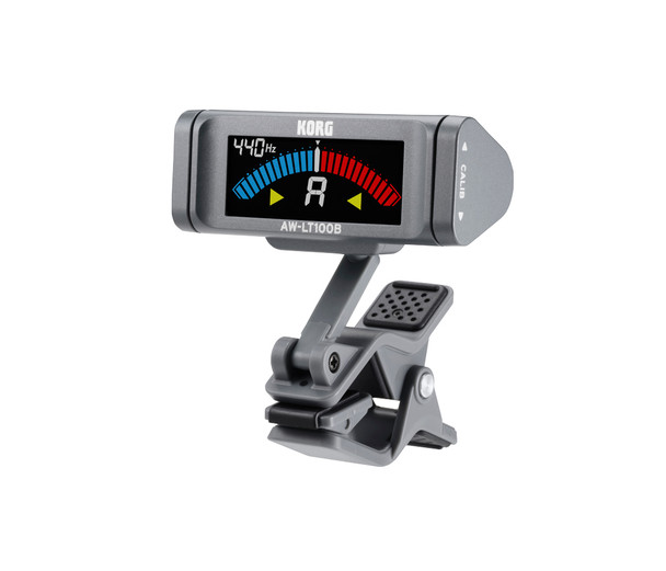 KORG AW-100LTB Clip-on Bass Tuner