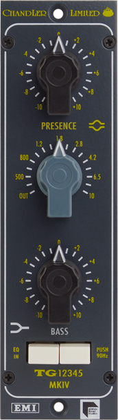 Chandler Limited TG12345 MKIV EQ in 500 Series Format