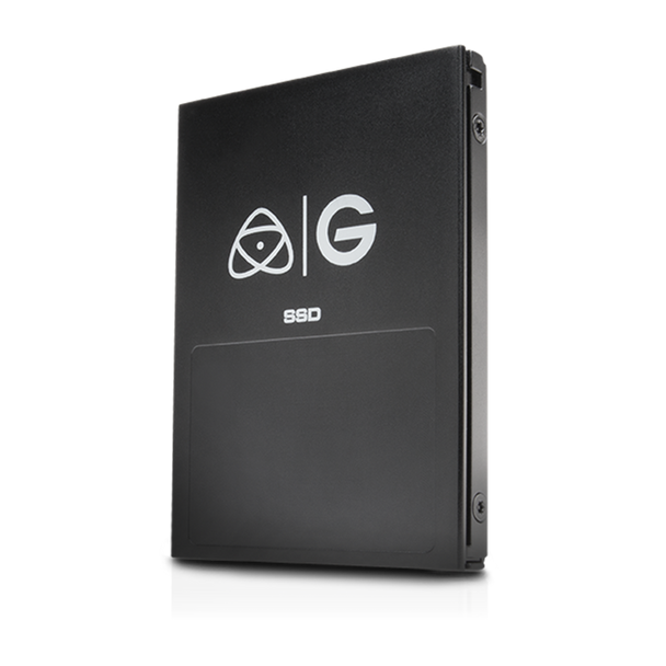 G-Technology Atomos Master Caddy 4K Aluminum Solid-state Drive
