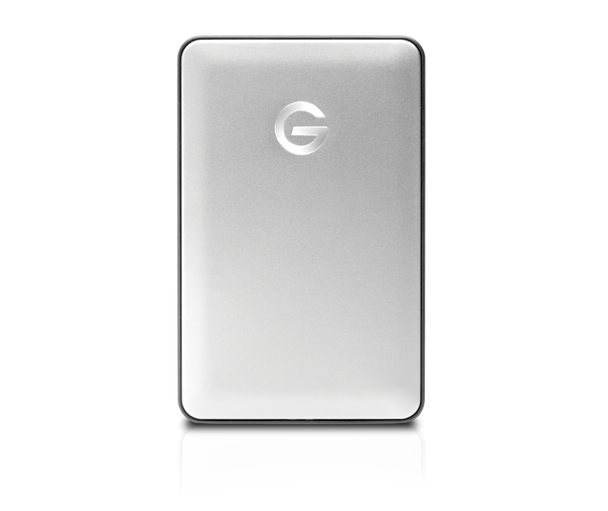 G-Technology 1 TB G-DRIVE mobile USB-C in Silver