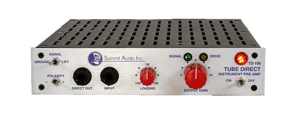 Summit Audio TD-100 Instrument Preamp / Direct Box