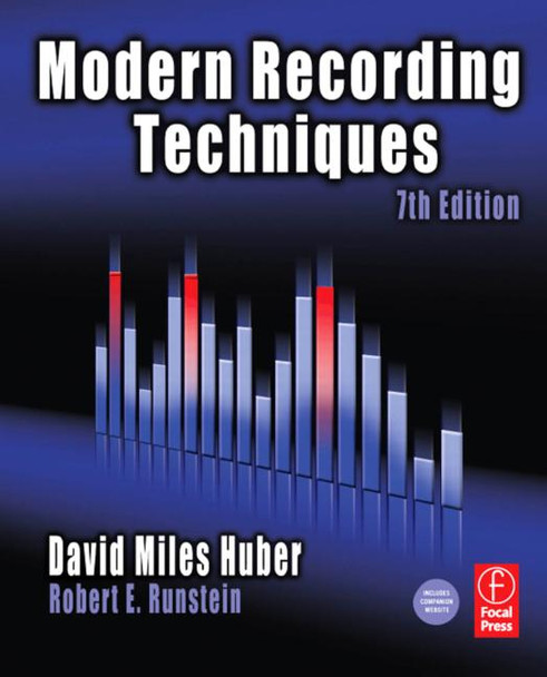 Modern Recording Techniques - 7th Edition [Paperback] by Huber, Runstein