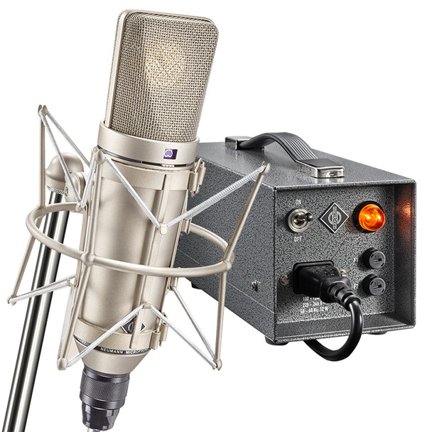 Neumann u67 Tube Microphone Set