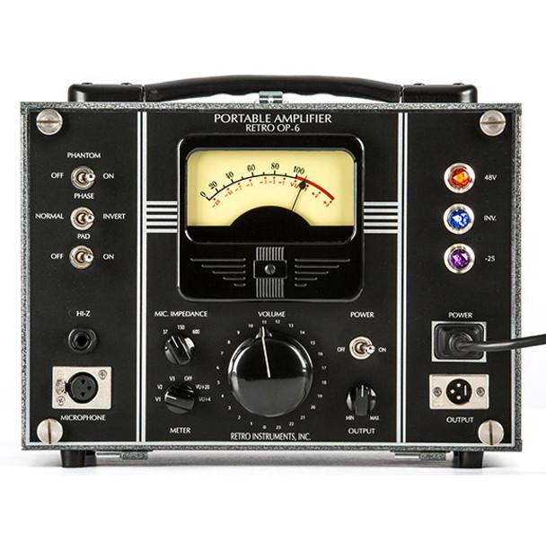 Retro Instruments OP-6 Portable Amplifier