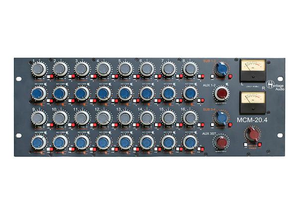Heritage MCM20.4 Summing Mixer