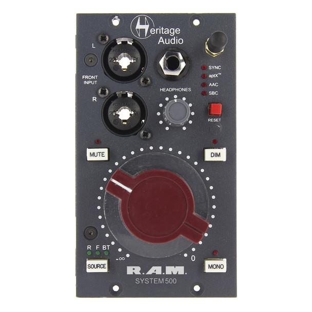 Heritage RAM System 500 Series Monitoring Module