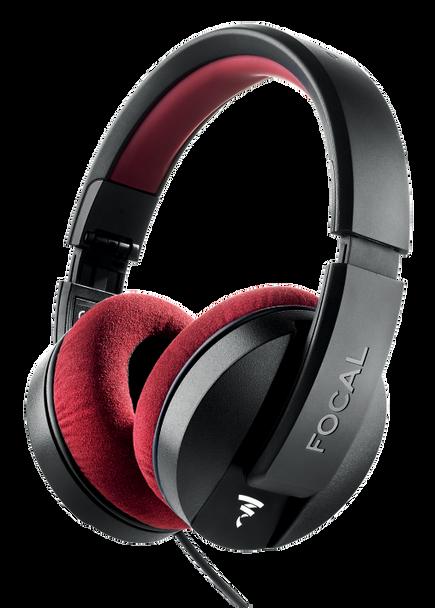 Focal Listen Professional Closed-Back Circumaural Headphones