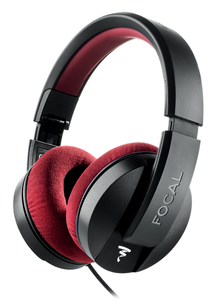 Focal Listen Professional Closed-Back Circumaural Headphones