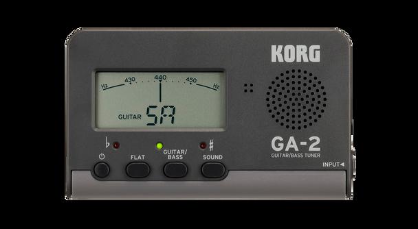 Korg GA-2 Handheld Guitar / Bass Tuner