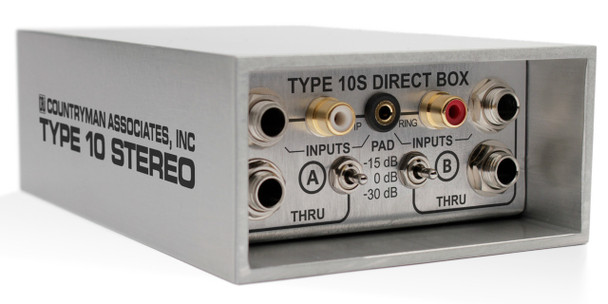 Countryman Type 10S Stereo Direct Box