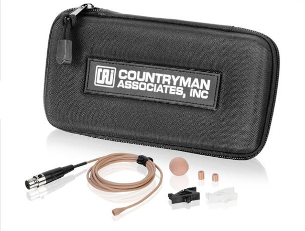 Countryman B3 Omnidirectional Lavalier - for Shure Wireless