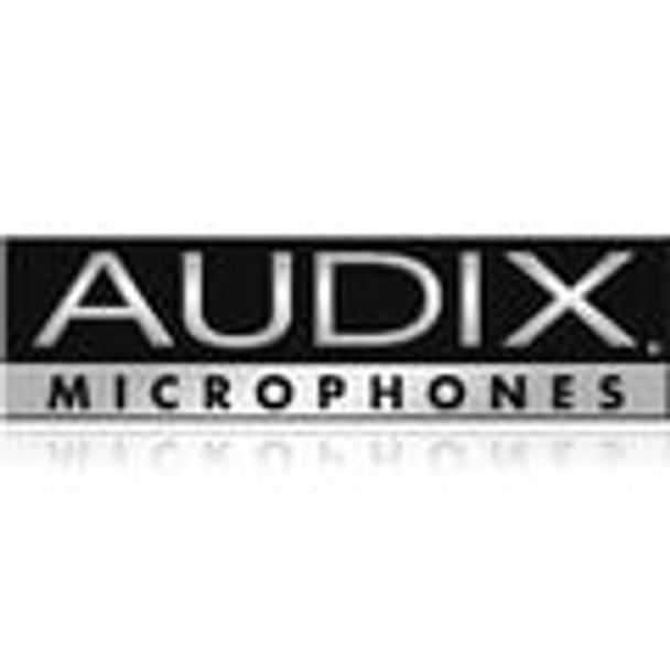 Audix MCUEM Tension-Fit Mic Clip w/ Locking Screws for Pencil Mics