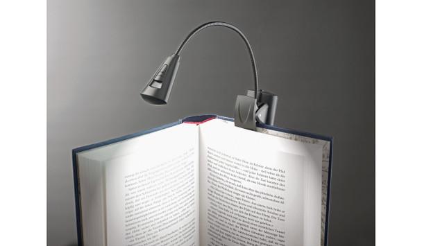 Konig & Meyer 12242 Music Stand Light - Single Head - 2 LED Flexlight