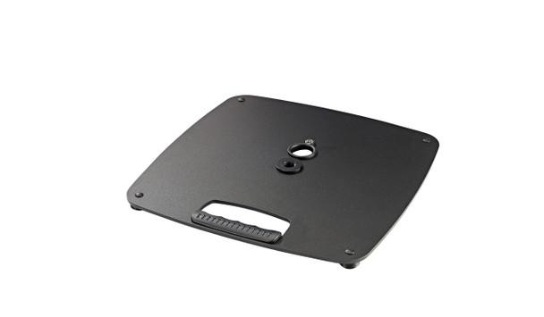 Konig & Meyer 26703 Steel Base Plate - M20 Mounting - 410 x 410