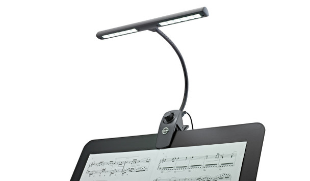 Konig & Meyer 12295 Music Stand Light Black