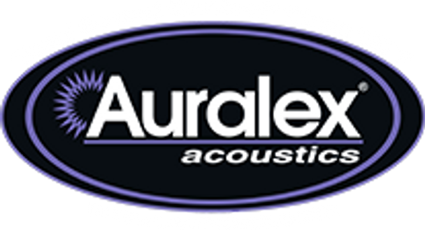 "Auralex ProPanel B224ONY Ceiling 2x24x48"", beveled edge, Onyx fabric"