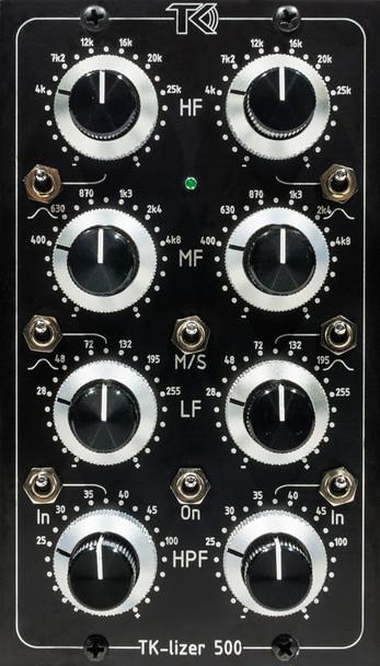 TK Audio TK-lizer 500 500-Series Dual Mono EQ
