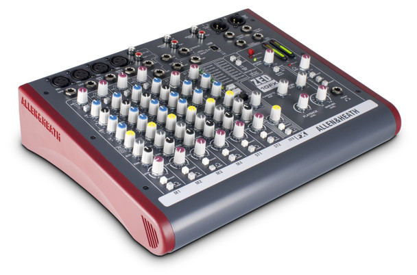 Allen & Heath ZED-10FX Live Sound & Recording Mixer W/ Effects