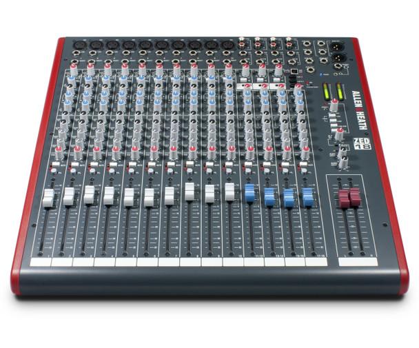 Allen & Heath ZED-18 Live Sound & Recording Mixer w/USB