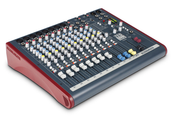 Allen & Heath ZED60-14FX Live Sound & Recording Mixer w/USB