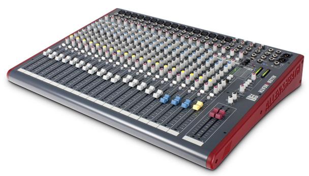 Allen & Heath ZED-22FX Live Sound & Recording Mixer w/USB