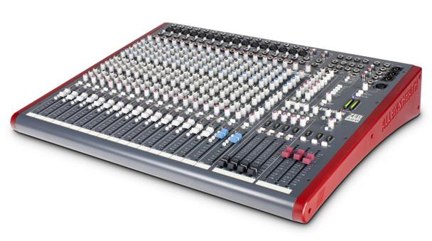 Allen & Heath ZED-420 Live Sound & Recording 4-Bus Mixer w/USB