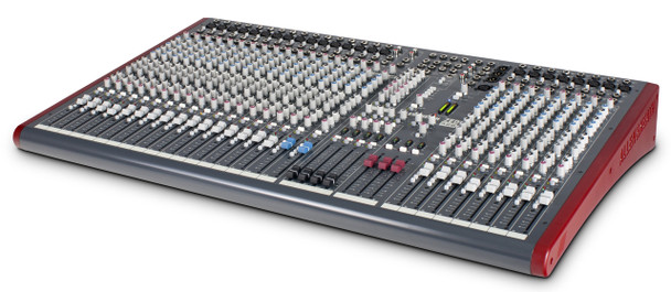 Allen & Heath ZED-428 Live Sound & Recording 4-Bus Mixer w/USB