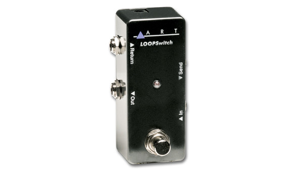ART Loop Switch – Compact Effects Loop-switcher / True Bypass