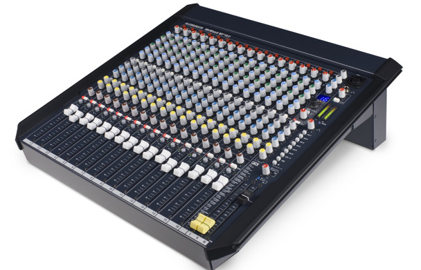 Allen & Heath MixWizard WZ4 16:2 Stereo Rack Mount Mixer