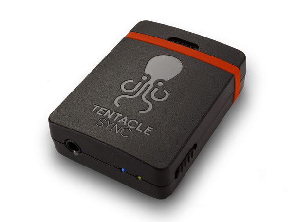Tentacle Sync E – Smart Bluetooth™ Timecode Generator