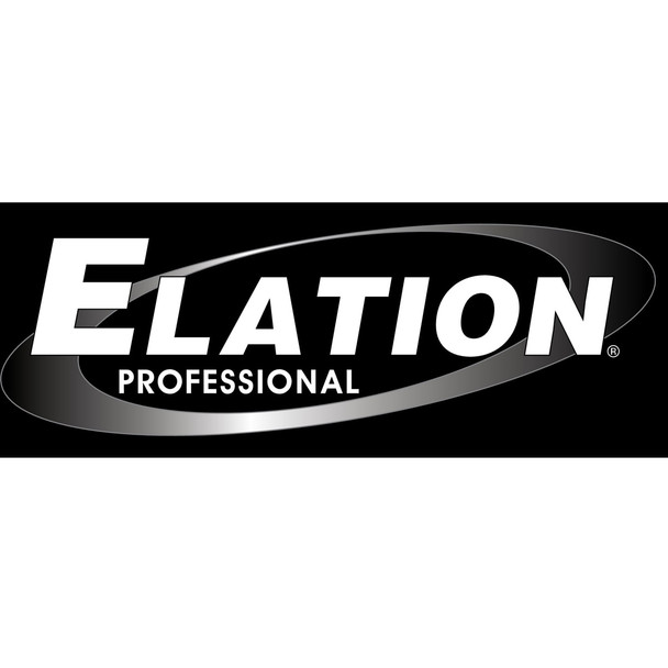 Elation FCTP12 4' Channel II Lens - Frosted Acrylic